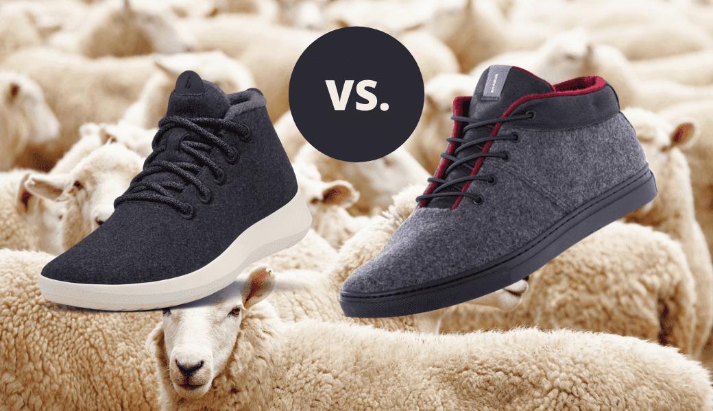 Best Wool Sneakers: Allbirds vs. Baabuk