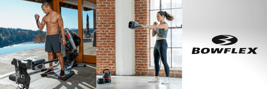 Bowflex vs. NordicTrack Review - Strength