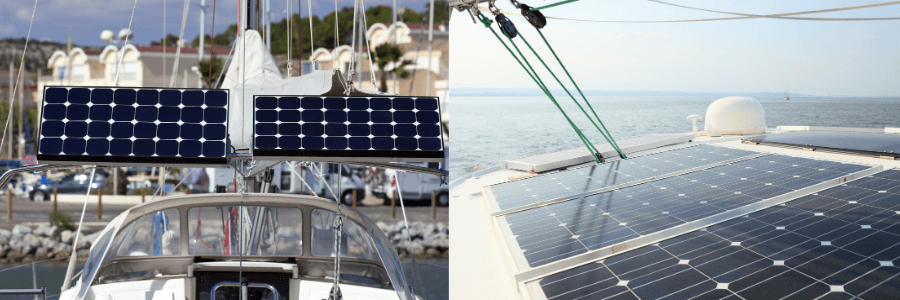 Renogy Solar Panel Marine Kits vs. Go Power vs. Zamp Solar Image
