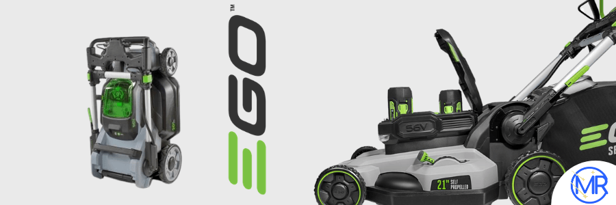 EGO Battery-Powered Mower Image