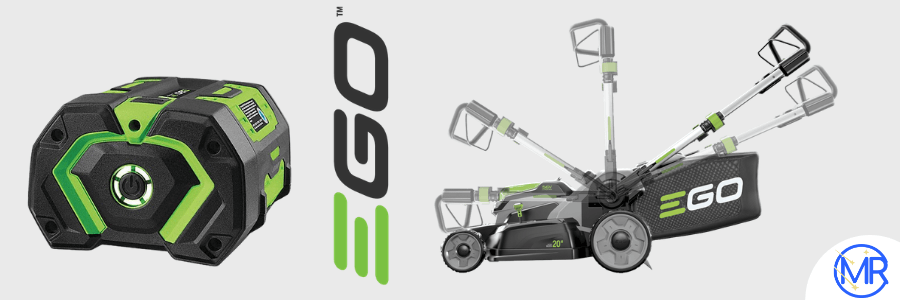 EGO Electric Mower Image