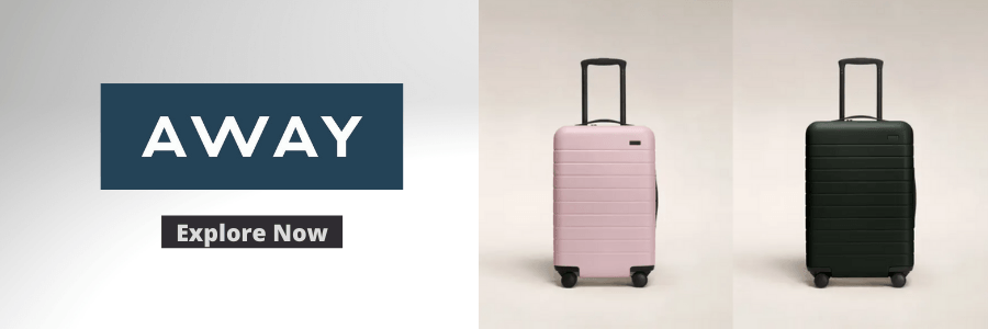 Away Luggage Review - Explore Now
