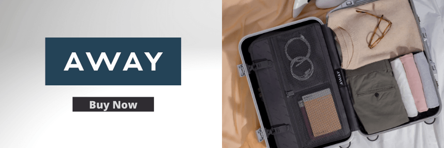 Away Luggage Review - Buy Now