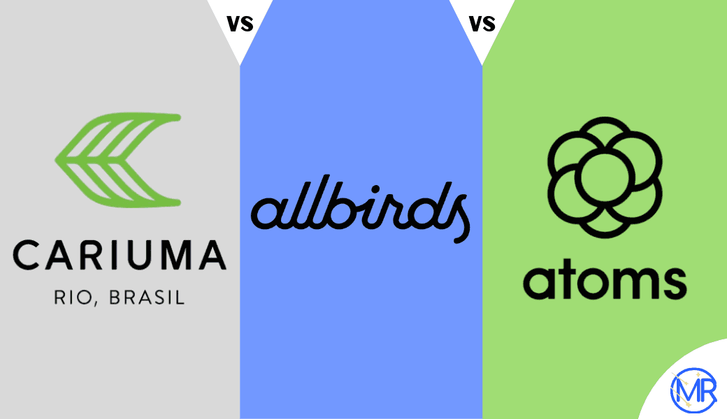 Best Sustainable Shoes: , Cariuma vs. Allbirds vs. Atoms , (2020 Review) cover image